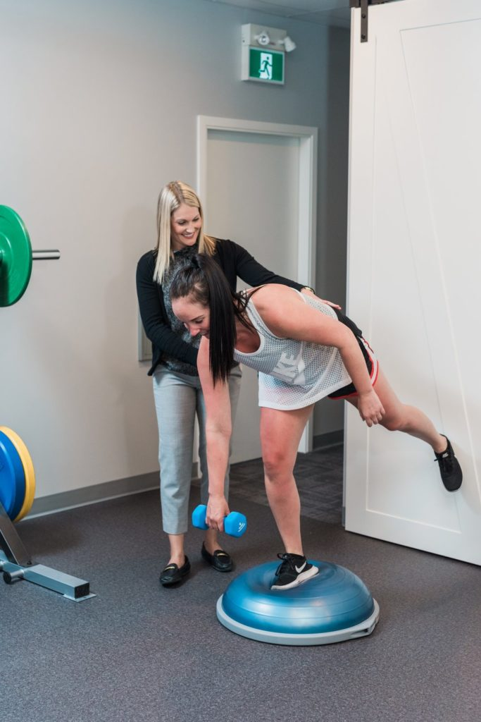 Exercise Therapy by Stride Physiotherapy in Red Deer