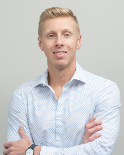 Blake Goehring, Physiotherapist at Stride Pysiotherapy